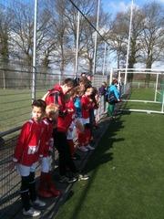 Foto's van Voetbal uit Hengelo OV - Wedstrijd 20-04-2013