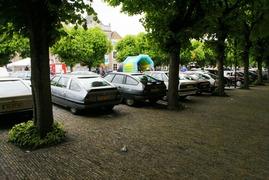 Foto's van Citroën uit Geertruidenberg - Fete des limousines - 26 mei 2013