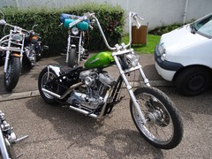 Foto's van Motor - Chopper Freakers