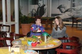 Foto's van Verjaardag uit Zwinderen - (O)ma Versteeg 85 jaar
