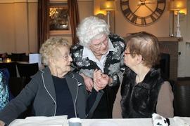 Foto's van Verjaardag uit Renswoude - Oma Vlastuin 90 jaar.