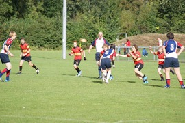 Foto's van Rugby uit Goes - cubs tovaal- the dukes 2 22-sept-2012