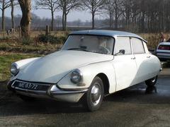 Foto's van Citroën uit Ruinen - Ideal 19 - 1963