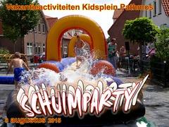 Foto's van Nieuws uit Enschede - Vakantieactiviteiten Kidsplein Pathmos - 8 augustus 2015