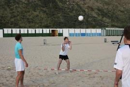 Album bekijken: 21 aug 11 Trainingskamp Zoutelande strandtraining (115 keer bekeken)