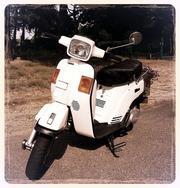 Foto's van Scooter uit Utrecht - Suzuki CS 125