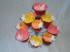 Foto's van Taart uit Den Dolder - cupecakes