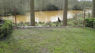 Foto's van Huizen en straten uit Breda - de tuin - 16 april 2012