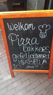 Foto's van Verjaardag uit Hoofddorp - isabelle 10 jaar PIZZA