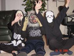 Foto's van Feesten uit 's-Gravenhage - Halloweenfeest SV Wateringseveld 24-10-2008