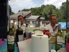 Foto's van Verjaardag - annivs d'été 2014