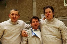 Flemish Open Ghent 2009 Fencing - tournoi récréatif par équipe sabre