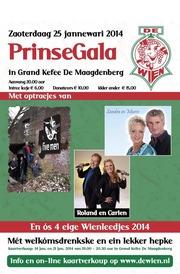 Foto's van Gala uit Venlo - PrinseGala De Wien 2014