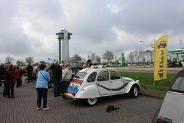 Foto's van Citroën uit Hasselt - Noord Oostpolder tulpenroute 2014