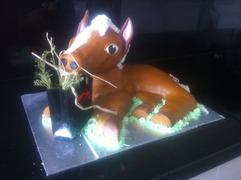 Foto's van Verjaardag - Paardetaart voor mijn zus Elly!