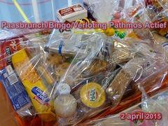 Foto's van Nieuws uit Enschede - Pathmos Actief - De Boei - Paasbrunch - 2 april 2015