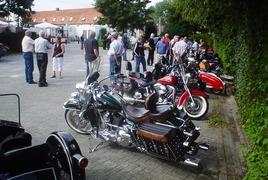 Foto's van Motor uit Baexem - Rit Baexem 2010