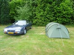 Foto's van Citroën uit Sellingen - Citroen CX Club NL kampeerweekend - 14-16-6 2013
