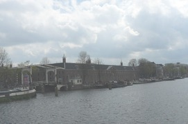 Foto's van Huizen en straten uit Amsterdam - Amsterdam