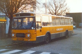 Foto's van Bus uit Goes - Bussen AMZ Goes