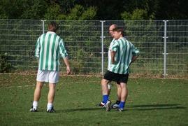 Foto's van Voetbal uit Goes - Reunie Kloetinge A2