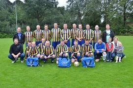 Foto's van Voetbal uit Tweede Exloermond - TEVV 3