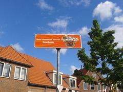 Foto's van Huizen en straten uit Enschede - Klimaatstraatfeest 2012
