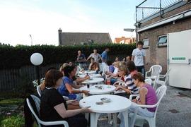 Foto's van Feesten uit Loon op Zand - personeelsfeest met het hele team - 19 augustus 2009