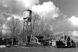 Foto's van Huizen en straten uit Voorschoten - Buurtvereniging Recht door Recht - 2000/2001 - Voorschoten - Dobbewijk