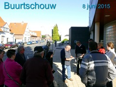 Foto's van Nieuws uit Enschede - Wijkschouw - Pathmos - 8 juni 2015