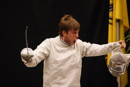 Flemish Open 2009 Ghent Fencing - Tournoi individuel sabre hommes