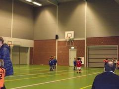 Foto's van Voetbal uit Goes - KerstZaalVoetbalToernooi Mini's SSV