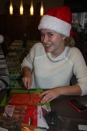 Foto's van Gala - Kerstdiner A1 2013 deel 1