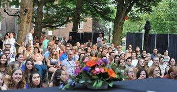 Foto's van School uit Hengelo OV - VMBO De Spindel Hengelo - Diplomauitreiking - 2 juli 2015