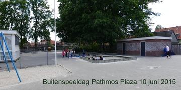 Foto's van Nieuws uit Enschede - Buitenspeeldag Pathmos Plaza - 10 juni 2015