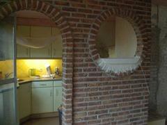 Foto's van Huizen en straten uit Berkel en Rodenrijs - 1     Gehele aanpak woonkamer, keuken
