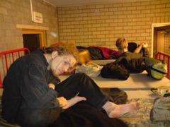 Foto's van Feesten uit Loon op Zand - Donkerstad - 18 januari 2009