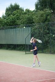 Foto's van Tennis uit Hoevelaken - Open jeugd toernooi 2013