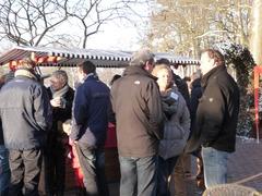 Foto's van  uit Hengelo OV - Kerstbomendag Tempo-Team 2012