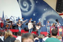 Foto's van Pretpark uit Loon op Zand - optredens in de efteling 2009