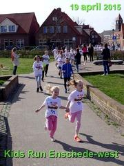 Kids Run Enschede-west - Pathmos - 19 april 2015