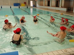 Foto's van Zwembad uit Tilburg - roodkapje 15-3-10