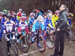 Foto's van Wielrennen uit Urk - 2e Wedstrijd jeugd voorjaarscom 2010 Hattemerbroek