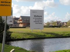 Foto's van Huizen en straten uit 's-Gravenhage - Villawijk Vroondaal Den Haag - 10 juni 2009