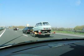Foto's van Citroën uit Vijfhuizen - Citromobiel - 5 mei 2013
