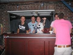 Foto's van Thuis uit Baexem - Bierfuif - 19 juli 2010