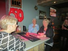 Foto's van Verjaardag uit Rockanje - loek 50 jaar