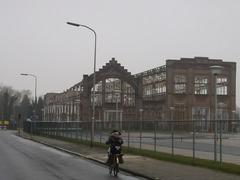Foto's van Nieuws uit Hengelo OV - hijschgebouw hengelo