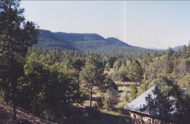 Cabin to Share, Glorieta, NM