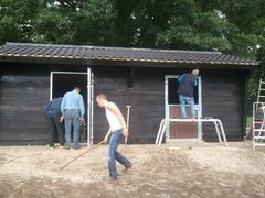 Foto's van Huizen en straten uit Leusden - Kiwanis Leusden HUDMO Vosheuvel - 23 juni 2012